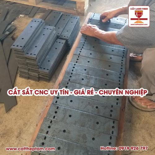 Báo giá cắt sắt CNC giá rẻ nhanh chóng chuyên nghiệp tphcm