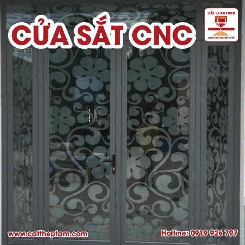 Những mẫu Cửa Sắt CNC khách hàng chọn lựa và sử dụng nhiều nhất