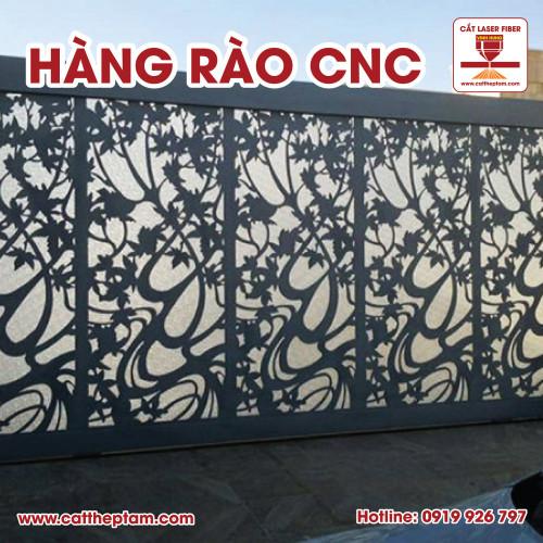 Những mẫu Hàng Rào CNC được khách hàng quan tâm tìm kiếm