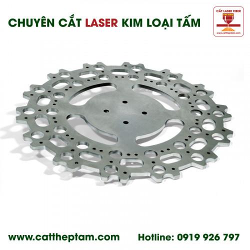 Cắt Laser Fiber kim loại hcm