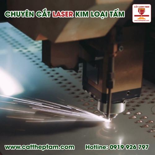 Cắt Laser Sắt Dày 14 ly