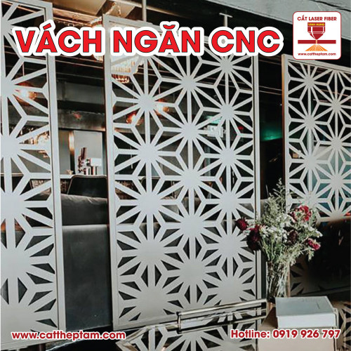 Vách Ngăn CNC giá rẻ TPHCM