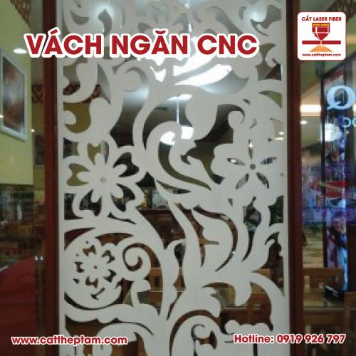 Gia công vách ngăn CNC kim loại giá rẻ lấy hàng nhanh tại TPHCM