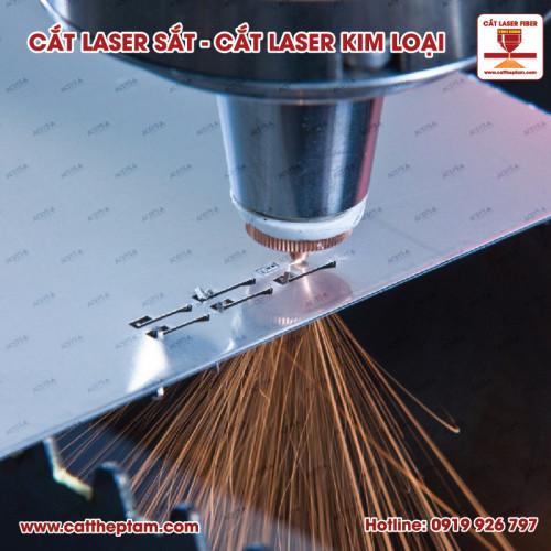 Cắt laser sắt quận 1