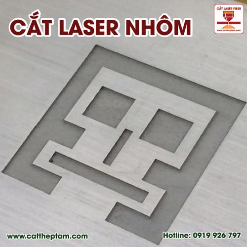 Gia Công Cắt Laser Nhôm