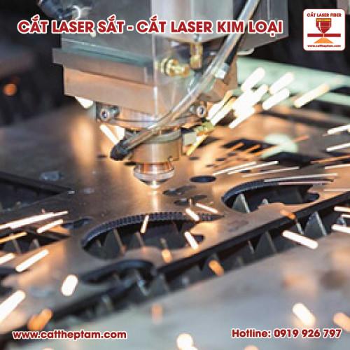 Cắt laser sắt quận Gò Vấp