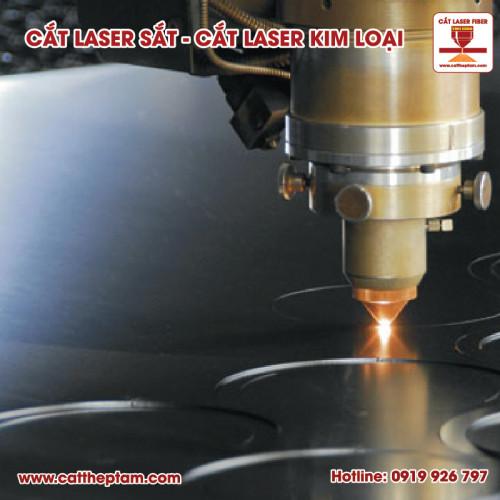 Cắt laser sắt quận Bình Thạnh