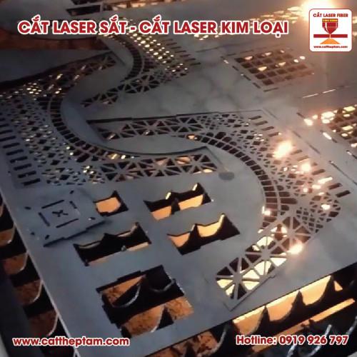 Cắt laser sắt quận Tân Bình