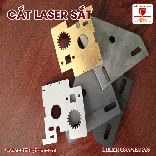 Cắt laser sắt huyện Bình Chánh