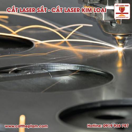 Cắt laser sắt quận 10