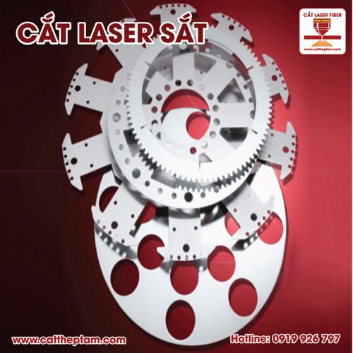 Cắt laser sắt Ninh Thuận