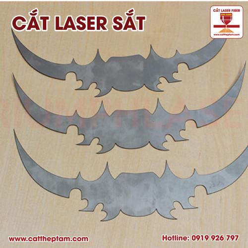 Cắt laser sắt Tiền Giang