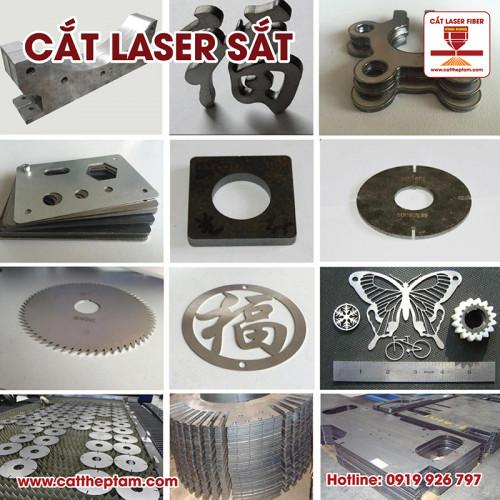 Cắt laser sắt Trà Vinh