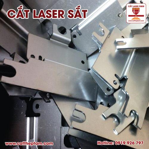 Cắt laser sắt Hậu Giang