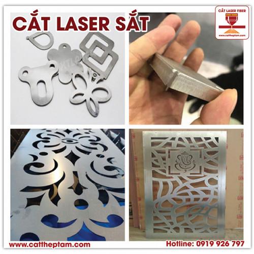 Cắt laser sắt Cà Mau