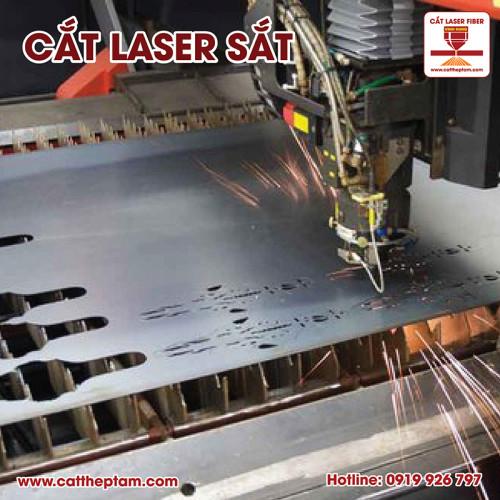 Cắt laser sắt Tây Ninh