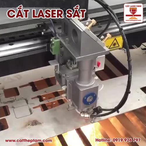 Cắt laser sắt An Giang