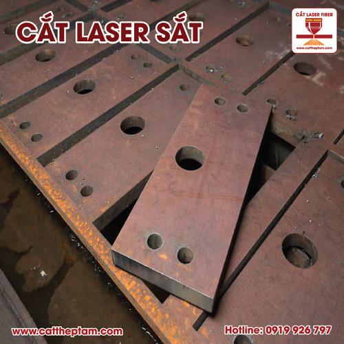 Cắt laser sắt Đồng Nai