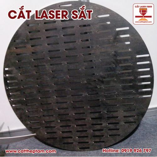 Cắt laser sắt quận 5