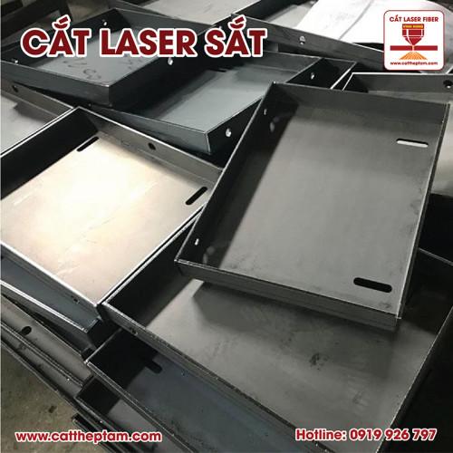 Cắt laser sắt huyện Hóc Môn