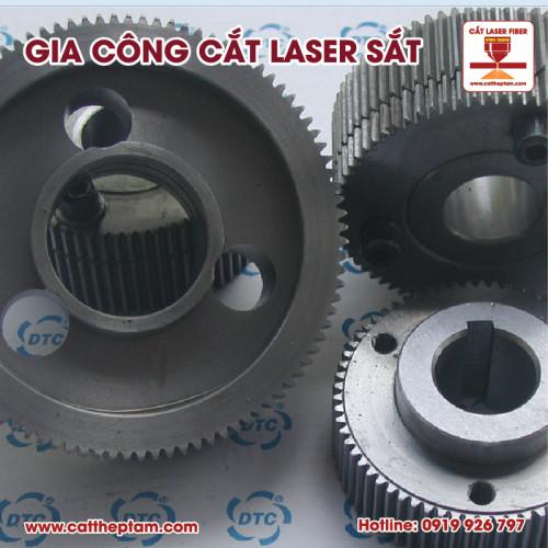 Gia công cắt laser phụ tùng inox, kim loại, chi tiết chế tạo máy