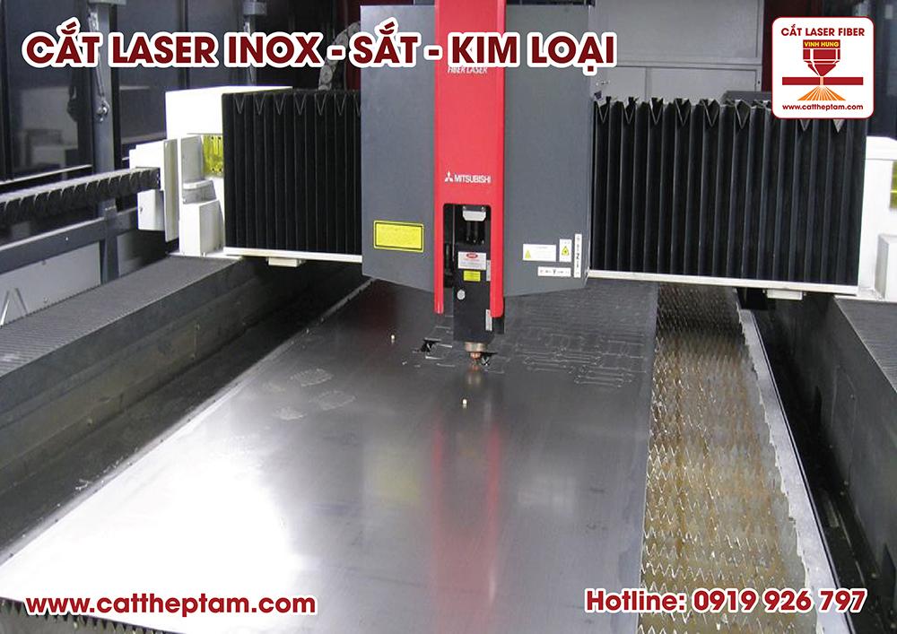 Cắt laser là gì? Lựa chọn nơi nào cắt laser uy tín tại hcm?